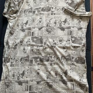 ポパイTシャツ