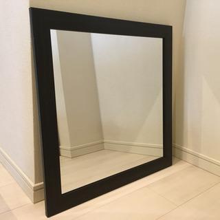 【お引き取り決定】ウォールミラー 壁掛け鏡