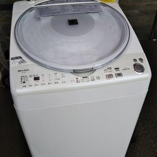 [シャープ乾燥機付き洗濯機]7キロ⁑リサイクルショップヘルプ