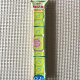 【ミルク】 明治 ほほえみ らくらくキューブ(19本)