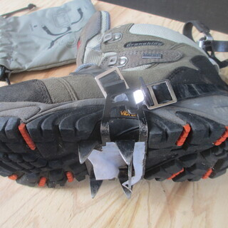 4爪アイゼン snow  peak TREK-6 S-82