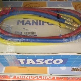 タスコ TASCO TA122G ゲージマニホールド
