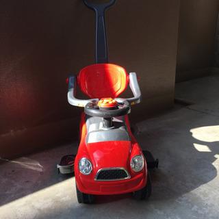 【非常にきれい】8000円→1500円子ども用 お出かけ車