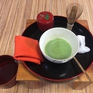 ★若葉コミセン〔鳥栖市)で茶道体験🍀