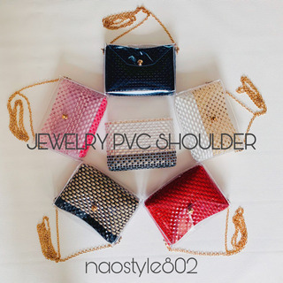 JEWELRY PVC SHOULDER ワークショップ