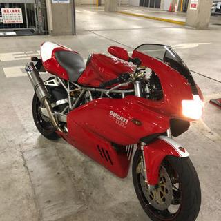 Ducati SS1000DS 2004年登録車 お譲りします