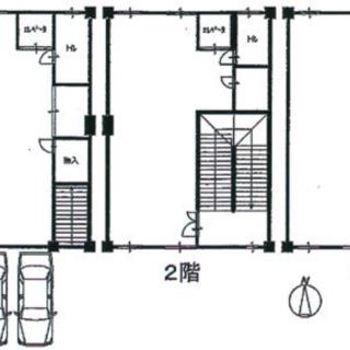 ポートアイランドでの希少貸し倉庫事務所♫駐車場3台付き♫