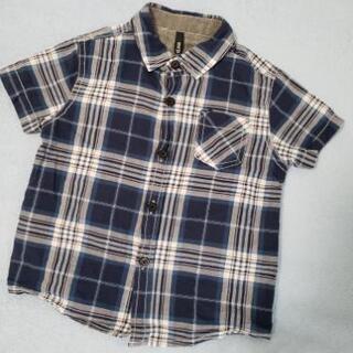 110cm ボタンシャツ①