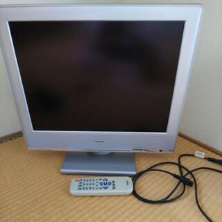 テレビと地デジチューナー