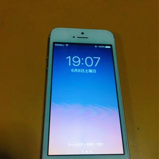 iPhone5 64GB値下げ可能