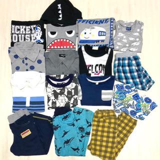 15点セット Tシャツ パンツ コムサイズム ノースリーブ まとめ売り