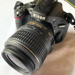 Nikon D5100 標準レンズキット バッテリー予備2個