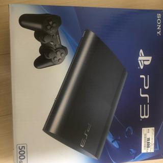 美品 PS3 500GB &ドラゴンクエストビルダーズ