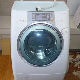 ナショナルドラム式洗濯機 NA-V81 整備済み 再度掲載 取引成立済み