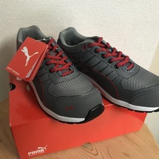 未使用 作業靴 プーマ PUMA 26.5cm
