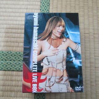 浜崎あゆみ DVD-BOX 4枚組