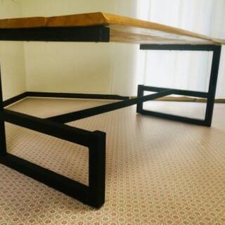ダイニングテーブルの脚