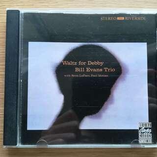 CDアルバム ワルツ・フォー・デビイ by ビル・エヴァンス・ト...