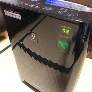 空気清浄機 SHARP プラズマクラスター7000