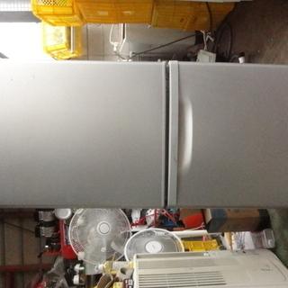 南508 パナソニック 冷蔵庫 2ドア NR-B148W 138...