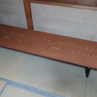 《姫路》折れ脚テーブル(座敷タイプ)w1800xd450xh320