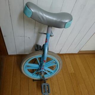 一輪車 (念のためジャンク扱いです)