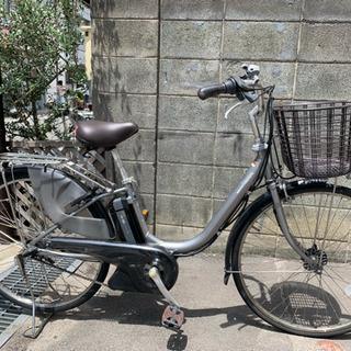 電動自転車ヤマハ PAS  Natura  26  4Ah グレ...