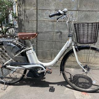 電動自転車 ヤマハ PAS Natura  6Ah  26  ホ...
