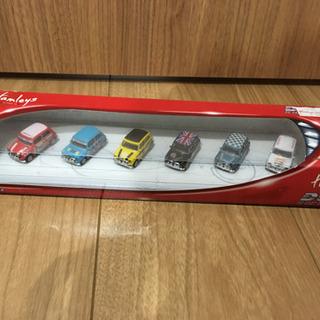 ミニカー MINI ミニクーパー 6台