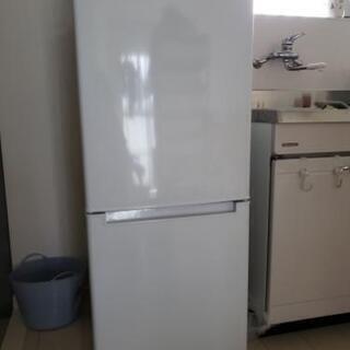 冷蔵庫4ヵ月だけ使用❗超美品✨の画像