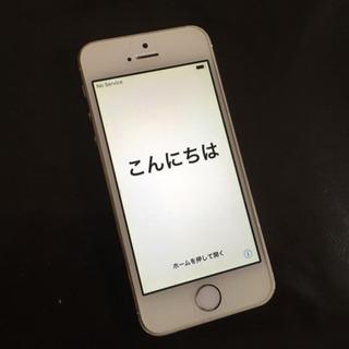 【中古】iPhone 5s 32G ソフトバンク