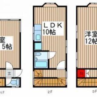 朝霞駅5分賃貸戸建 ペット可 店舗可 80㎡超ファミリタイプ
