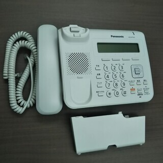 Panasonic SIP電話機KX-UT123NとNETGEA...