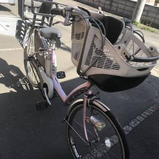電動自転車 BRIDGESTONE Angelino 予備バッテリー付