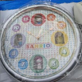 サンリオ からくり時計 新品