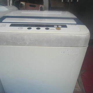 Panasonic洗濯機4.5キロ 2011年製
