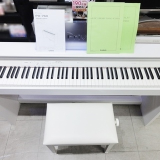 USED品☆CASIO カシオ 電子ピアノ Privia PX-...