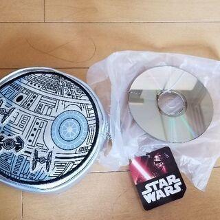 Star wars 新品未使用のデススター型ポーチ