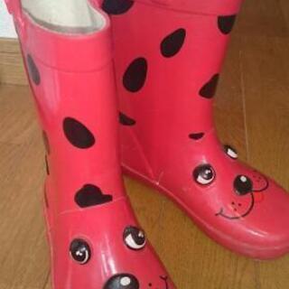 子供用 長靴 18センチ