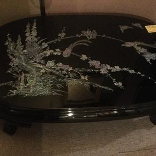 【美品中古】座敷テーブル