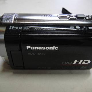 パナソニック HDC-TM30 デジタルハイビジョンビデオカメラ ...