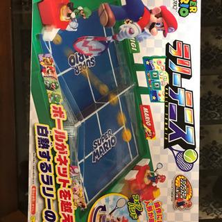 スーパーマリオ SUPER MARIO ラリーテニス