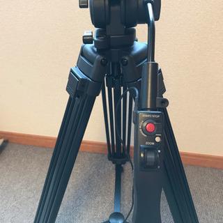 ビデオ用三脚 ソニー VCT-1170RM  値引き可能