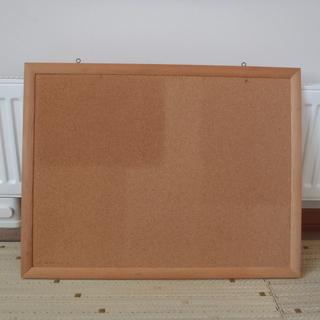 コルクボード 横64cm×縦49cm