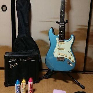 エレキギター grass roots G-SE-42R