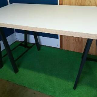 展示品 テーブル 組み立て式