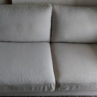 IKEA イケア 2人がけソファ