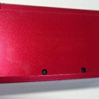 3DS 本体と充電アダプター
