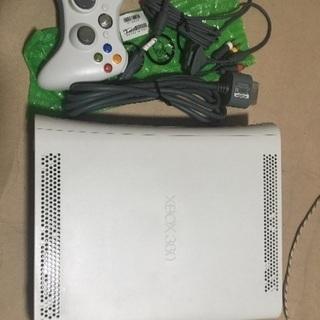 Xbox360本体とコントローラセット中古品