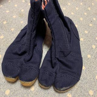 とびの靴【13センチ】【未使用】